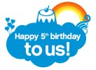 Happy Birthday Skype - small