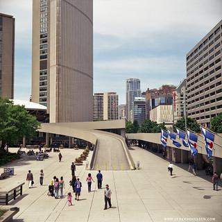 Toronto City Hall #7