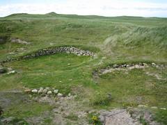 Cladh Hallan Round Houses - 1100-200 BC