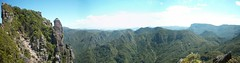 Coromandel Panorama (- MattW -) Tags: new panorama travelling zealand backpacking northisland kiwi coromandel pinnacles coromandelpeninsula