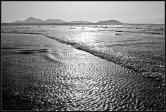 Steel beach (Andrea Cucconi) Tags: ocean travel summer beach backlight landscape amazing interesting sand nikon estate du