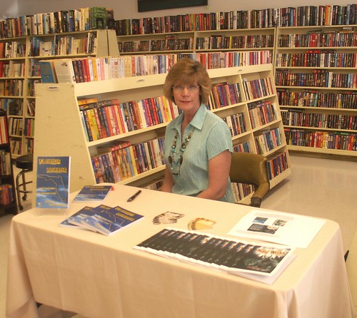 Belea Keeney at The Book Basket