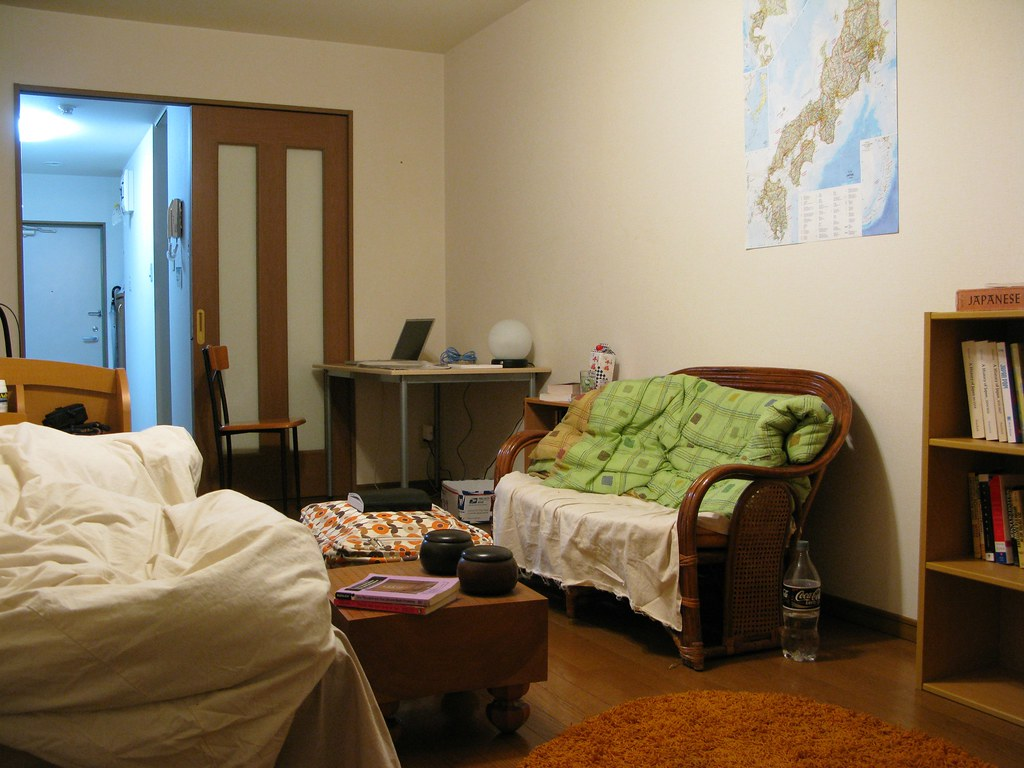 A Well Furnished Apartment in Kure, Japan