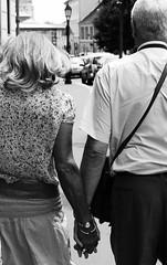Long Love Long @ Budapest (donelligiacomo) Tags: old people white black clock hair grey couple hand time loveit persone passion mano knees orologio bianco tempo nero amore bianchi lampione coppia schiena capelli passione anziani vecchi affetto innamorati stretta tengono tenersi affettuosi loveitneverflood