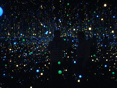 Gleaming Lights of the Souls, Yayoi Kusama (new folder) Tags: light art me festival liverpool garage visualarts exhibition led warehouse chamber andrewtaylor yayoikusama capitalofculture liverpoolbiennial liverpool08 pilkingtons liverpoolbiennial2008 gleaminglightsofthesouls sparlingst