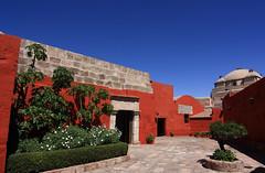 Santa Catalina (stanchow) Tags: peru arequipa santacatalina