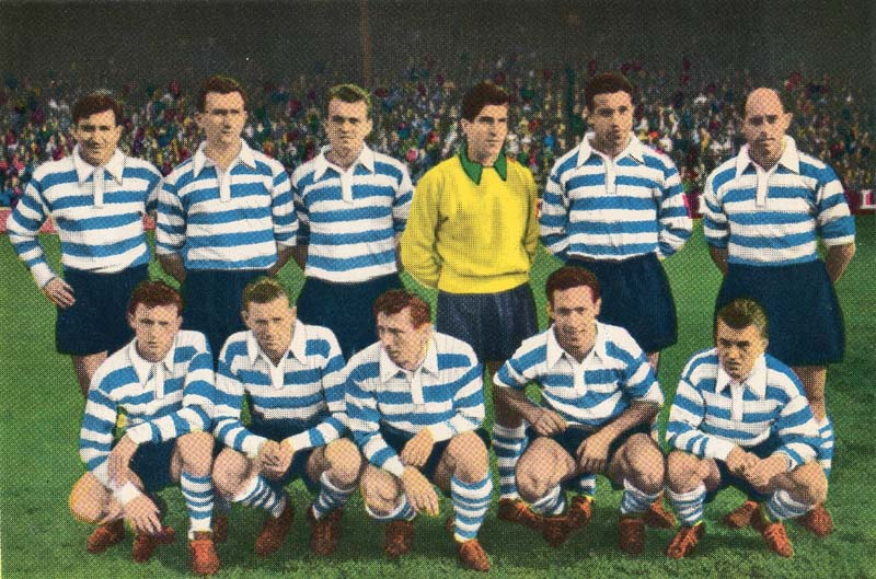 racing club paris 1955-56