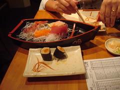 Restaurante japonês em AMS