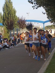 Carrera senior masculino