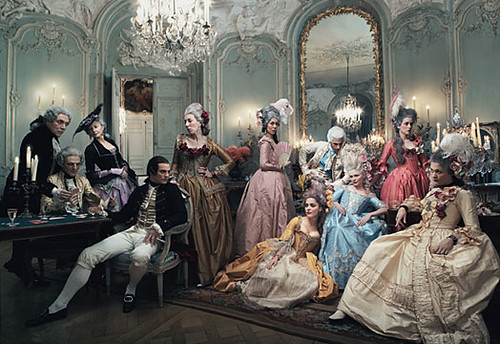 cast of marie antoinette by esoteric madeleines.