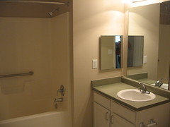 This is the main bathroom.