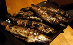 100408, 278/366: Grilled Speckled Trout (Boots in the Oven) Tags: fish october counter saturday grill trout grilled sabato week40 speckledtrout project366 project3662008
