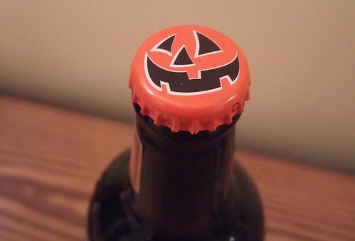 Pumpkin Ale Cap