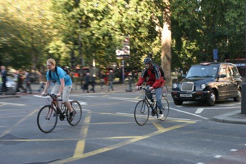 Cyclists-are-a-menace debater fuels 'road tax' myth