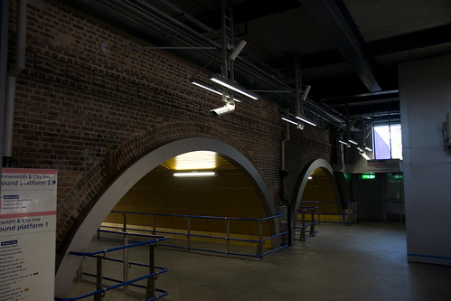 Wood Lane Tube Station by Tompagenet