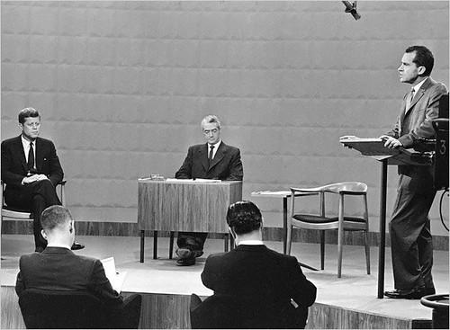 Kennedy-Nixon Debate, 1960
