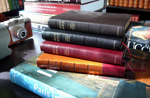 Cambridge ESV Pitt Minion (Four Editions)