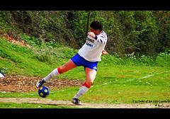Pillala, Pillala!!!!! (cespedesenelmaule) Tags: chile football fuji soccer player finepix campo fujifilm futbol gomez partido s700 rony talca maule ramal pichanga jugador toconey s5700