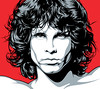 Jim Morrison Face Art (Mel Marcelo) Tags: portrait face illustration vectorart icon grafx jimmorrison graphicarts thedoors adobeillustrator melmarcelo meltendo mpyregraphics melitomarcelo