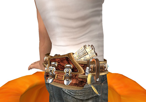 Bukka belt