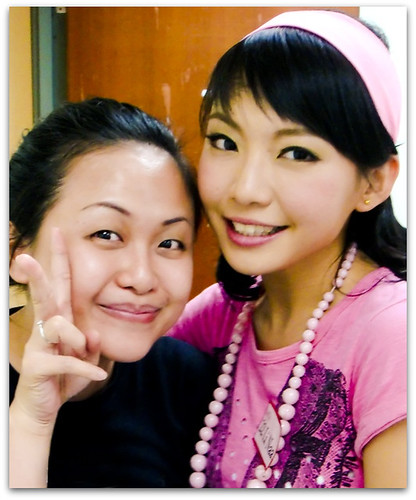 Miss Astro 2008 ~ Me & LiNaa