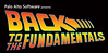 Logo for Back to Fundamentals webinar