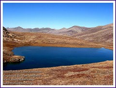 Sumbaksar Lake