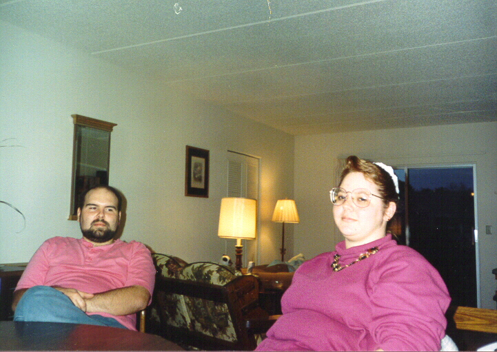 Chris and Michelline Howard 1993