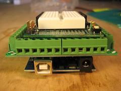 Arduino Breakout-Shield