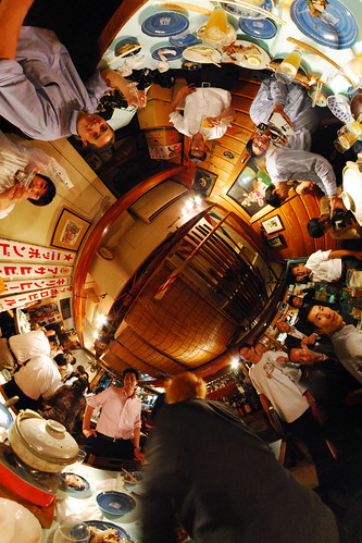 Panorama photographers' party in Tokyo by heiwa4126.