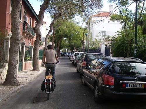 Ir & vir de bicicleta