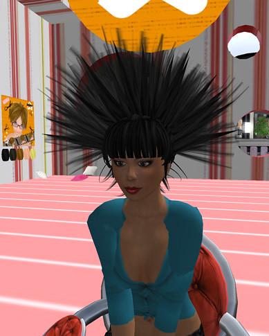 Cen's Scary Hairy. LOL