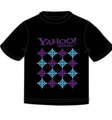 Yahoo! Québec T-shirt
