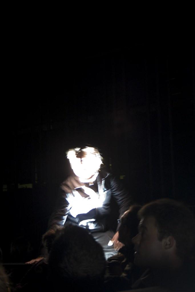 RYOJI  IKEDA Nuits Blanche 2008