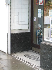 Dewhurst's (John.P.) Tags: uk london baker blackheath mosaic doorway butcher standard guesswherelondon dewhurst se3 gwl olddoverroad