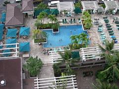 Marriott Waikiki Pool