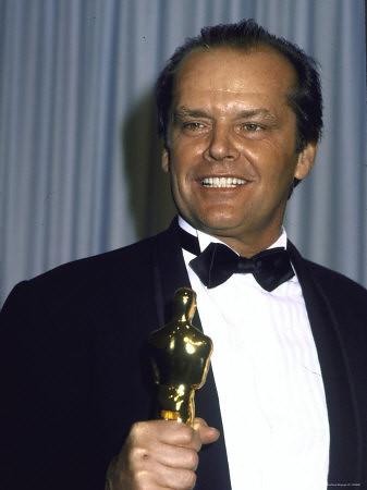 Jack Nicholson win Oscar for Terms of Endearment