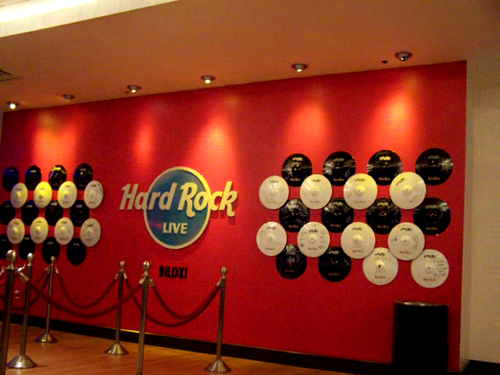 players club hard rock casino