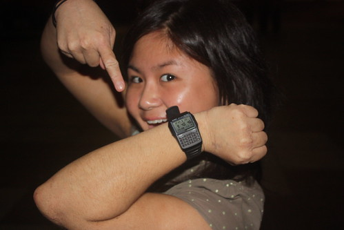 Check out mah new watch