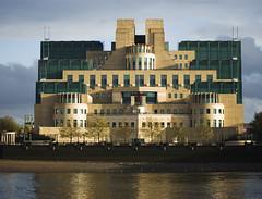 Sedište MI6 u Londonu