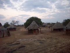 Nsangway Village (volleyballmojo) Tags: beauty african zambia