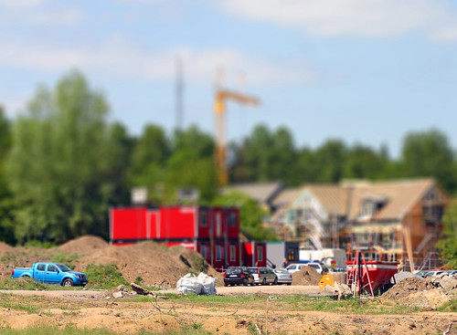 The miniaturized world of Haninge