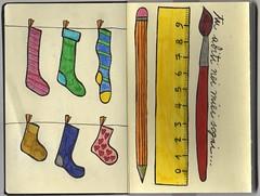 La teoria dei calzini spaiati. di io.corallo