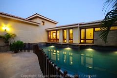 (Fayyaz Ahmed) Tags: pakistan house home colors pool architecture swimming nikon karachi