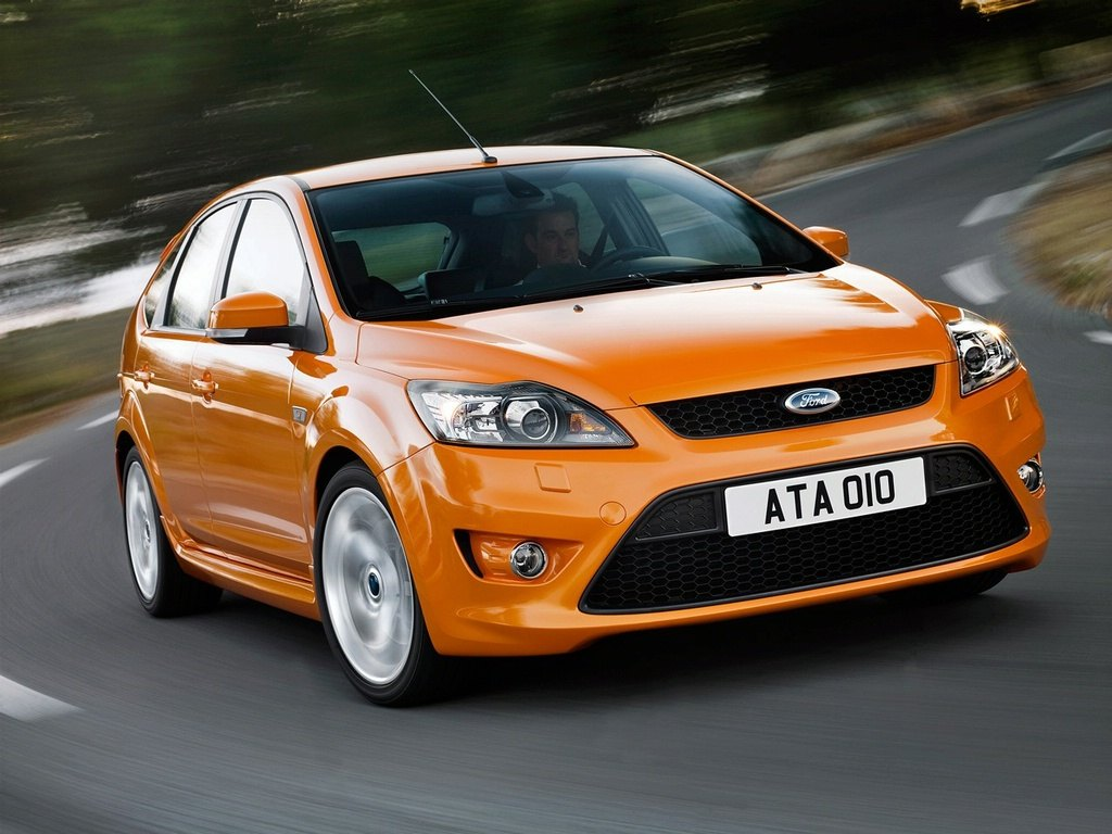 National Speed - Ford Focus ST