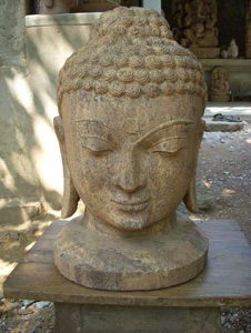 loulisa buddha head