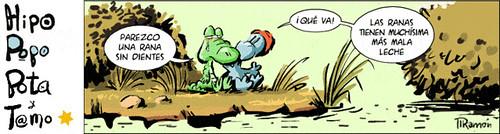 Ramón cocodrilo diente 2