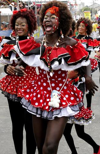 El Carnaval Una Fiesta Esperada Por Todo: Negrita Puloy...!!!