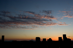 Thanksgiving Sunrise Portland Oregon Timelapse (Squid Vicious) Tags: sunrise canon timelapse video downtown mthood portlandoregon