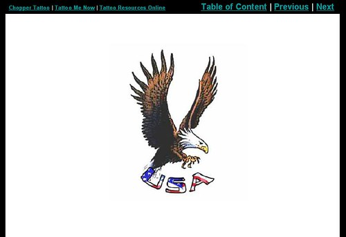 free tattoo designs - patriotics